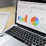 Statistički podaci na laptopu