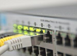 Primjer mrežnih priključnica