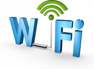 Wi-fi ilustracija
